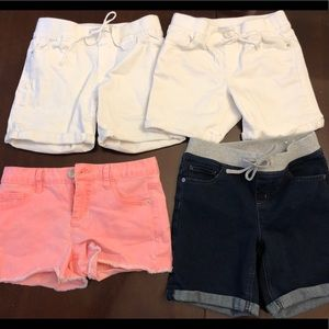 Justice Size 14 Shorts
